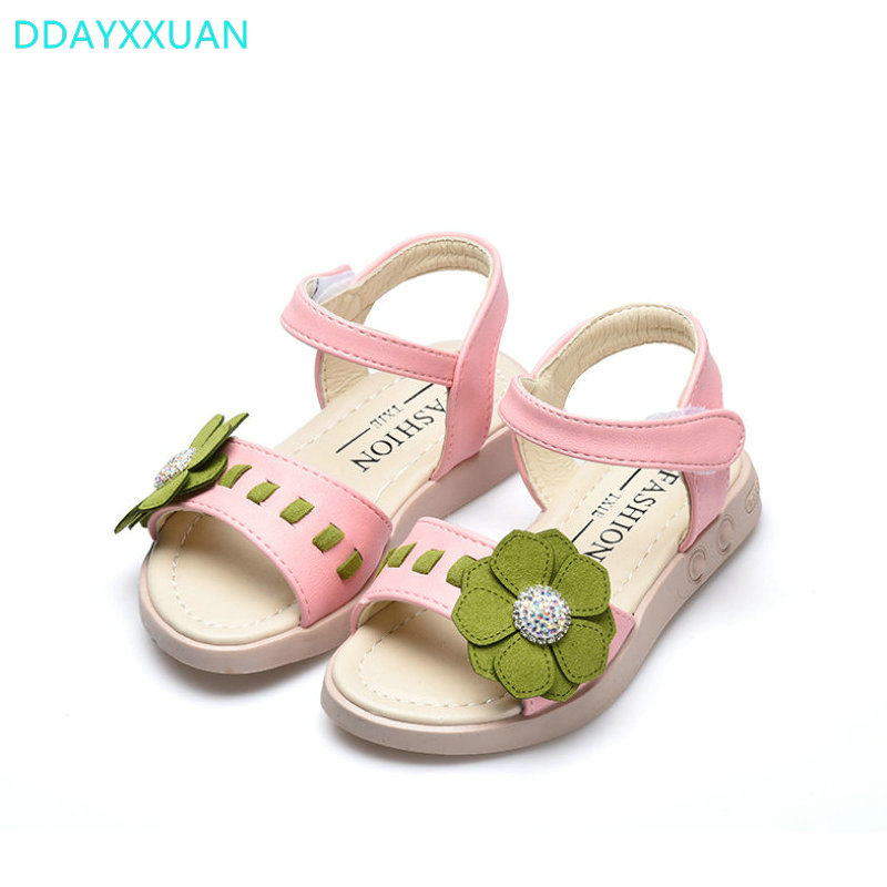 Girls Sandals Orange Gold Babies Synthetic 2016 For