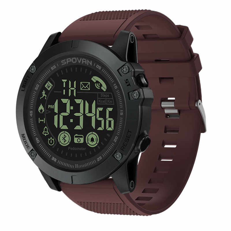 2019 New high quality Flagship Rugged Smartwatch 33-month Standby Time 24h All-Weather Monitoring Drop shoping