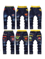 2016 весна осень детская одежда мальчиков джинсы брюки новой корейской вариант 2 - 5 лет бесплатная доставка