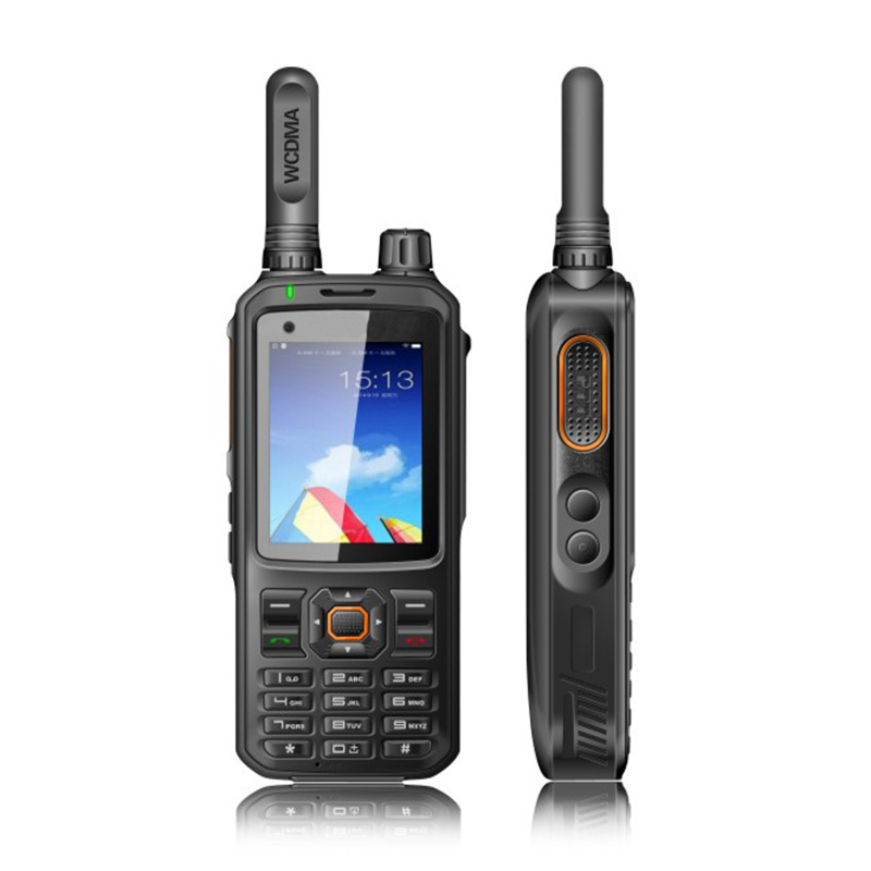 Inrico Network Radio T320 4G LTE Network Intercom Transceiver POC Walkie Talkie T-320 WCDMA Two Way Radio