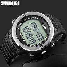 Прямые Продажи тело в форме heart rate monitor многофункциональный наручные часы Электроника Спорта водонепроницаемый мужской Цифровой