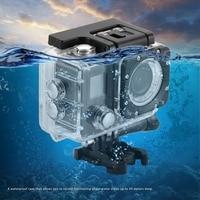 H9/H9R цифровой Камера 4 K со сверхвысоким разрешением Ultra HD, 1080 p/30fps мини-камера на шлем для камеры автомобиля Мобильный DVR Wi-Fi 2,0