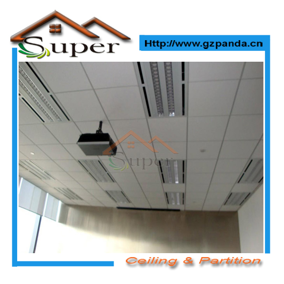 Competitive Price Mineral Fiber Board Acoustic Ceiling Tiles