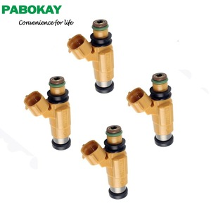 4 Pieces New Fuel Injector For Mitsubishi Galant MD319792 CDH275 Yamaha outboards 150HPF200 F225 LF225 LF200 69J-13761-00-00(China)