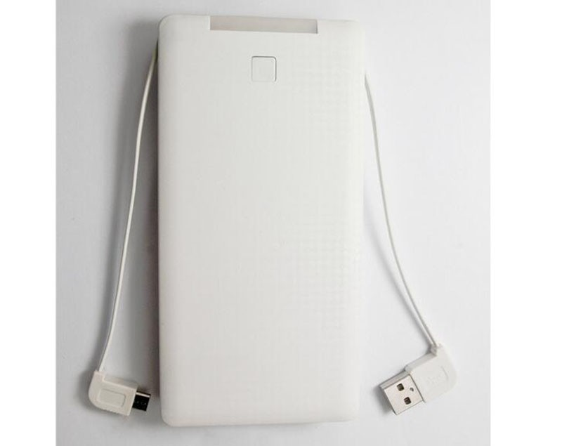 power bank 10000 mah with inbuilt cable and connectors 4