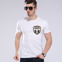 New Soccer Jerseys T Shirt Footballs Juventus Logo Mens T Shirt New Brand Sales Cotton Tshirt