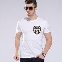 New Soccer Jerseys T Shirt Footballs Juventus Logo Mens T Shirt New Brand Sales Cotton Tshirt