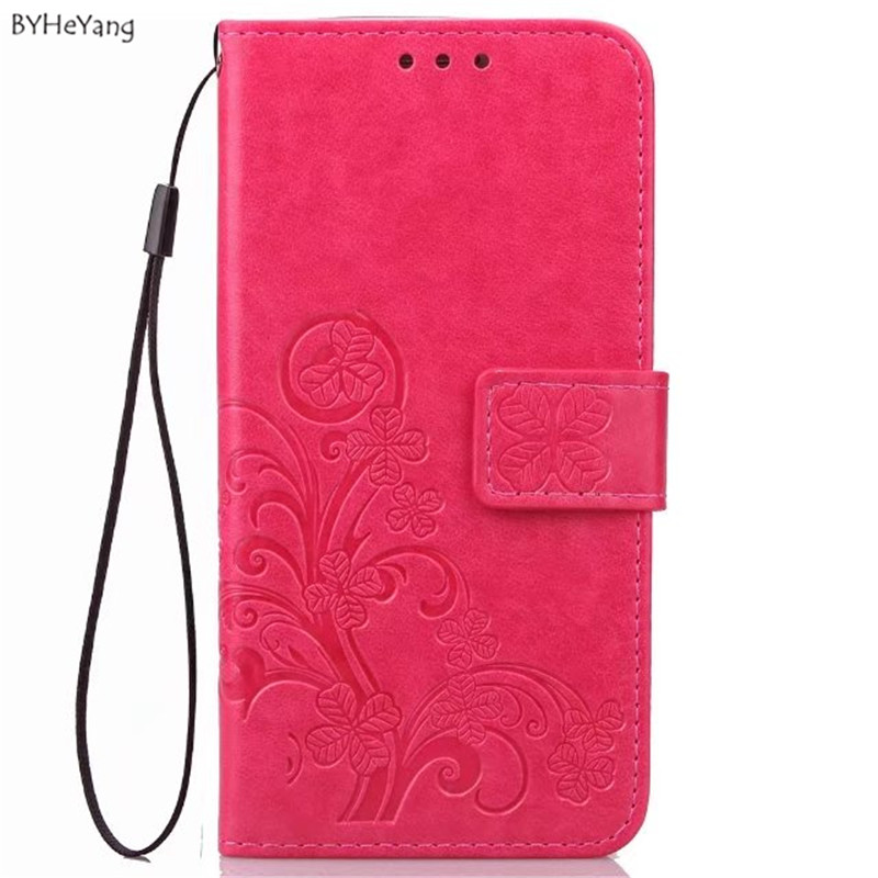 BYHeYang For Sony Xperia XZ1 Compact cases Coque Luxury PU Leather Case Phone Cover For Sony XZ1 Compact case Phone Protector