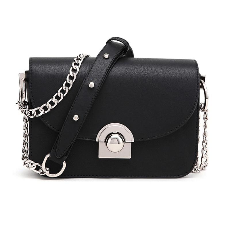 2016 Hot sale Bag Famous Brand Women Messenger Bag Chains PU Leather Women Shoulder Bag Vintage Small Mini Flap Bag Bolsa XA649B