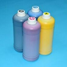 4L/Lot Pigment Ink For EPSON WorkForce WF-3720DWF WF7110 7610 7620 WF3620 WF3640 7110DTW 7610DWF Printer Prottler Ink снпч epson workforce wf 7610dwf