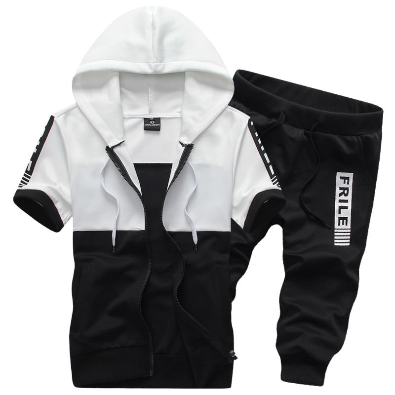 Black Short Sleeve Hoodie Promotion-Shop for Promotional Black ...