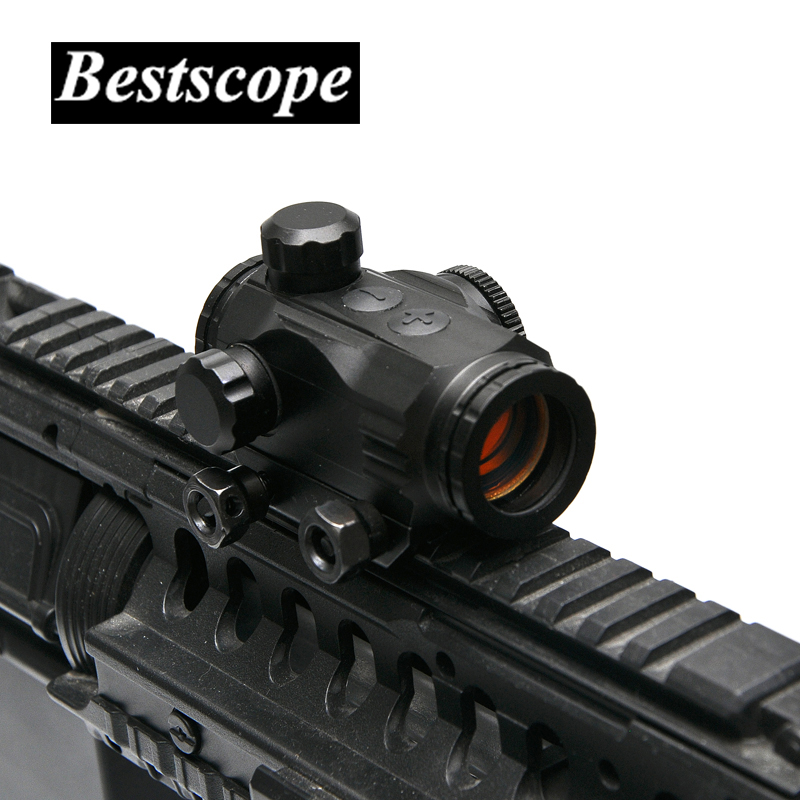 BUSHNELL 1X22 Holographic Red Dot Sight 1x22 Hunting Optics Scope Reflex Sight With 20MM Rail Mount Air Rifle Scope el 1400 holographic red dot sight reflex sight 21mm rail mirino laser per carabina hunting optica scope