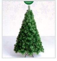 180 футов 5,9 см железные ветви пластиковые листья искусственная сосна Рождественская елка