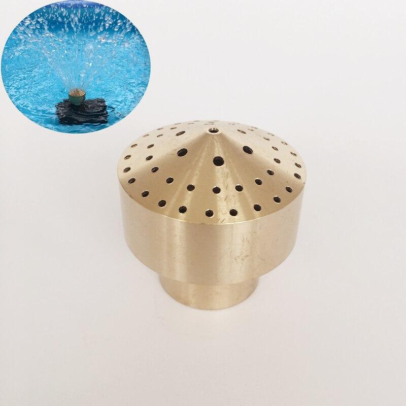 Brass Fireworks fountain nozzle sprinkler head Fountain Head