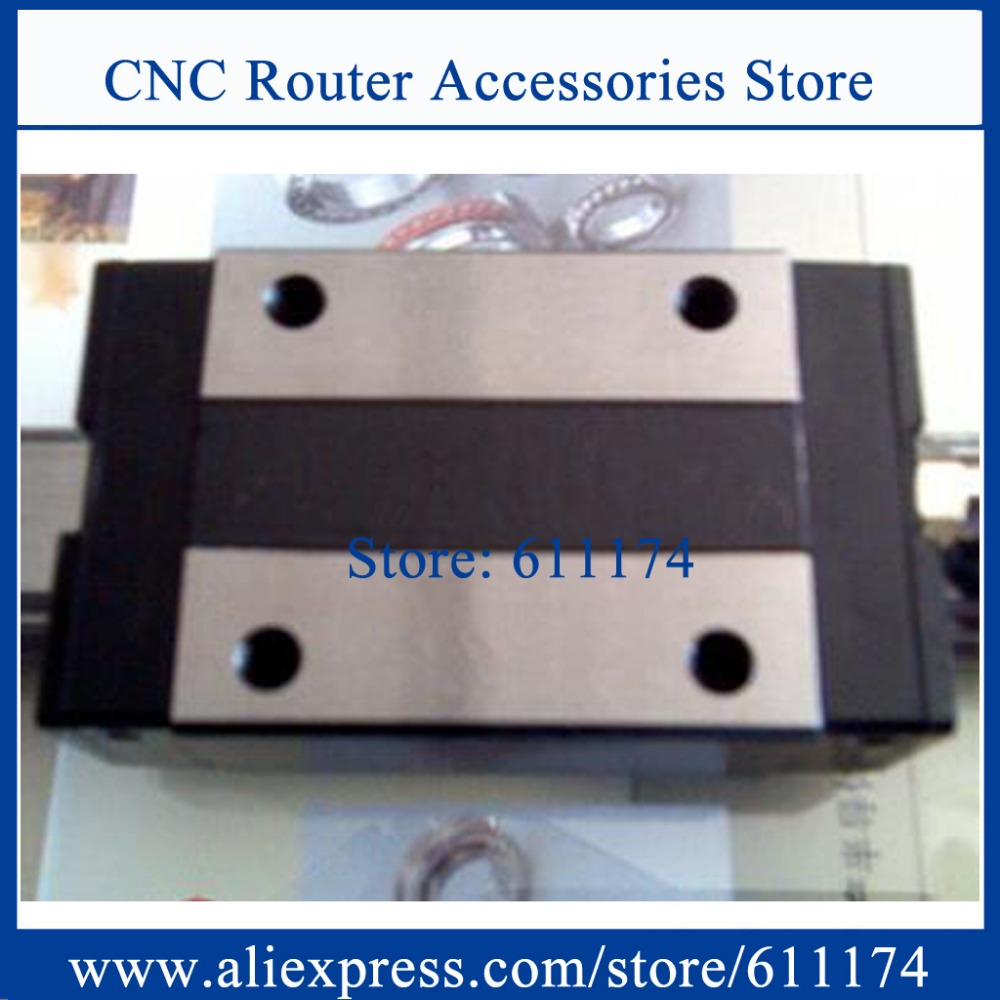 Taiwan PMI MSA20S N Linear guide bearings  slider Block  MSA20SSSFCN Carriage bearing support bearing skf bearing 6305 - title=