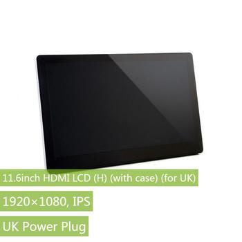 Waveshare 11.6inch,IPS ,1920*1080, Capacitive Touch Screen,Toughened Glass Cover,For Raspberry Pi,BB Black,PC,Windows 10/8.1/8/7