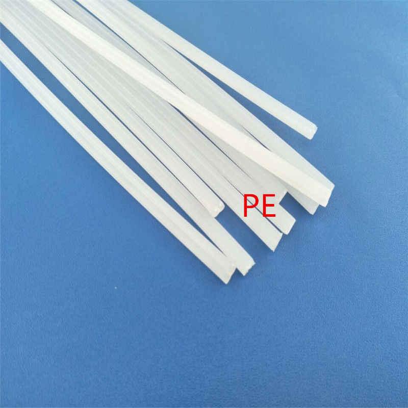 Pp 50Pcs Pe Elektroden Schweißen Stange Stecken Für Plastik Set PVC//ABS