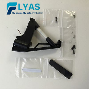 Image 2 - Engranaje de aterrizaje con tornillos LED, repuesto 9 para Dron DJI Inspire 1/V2.0/PRO T600 T601, pieza de repuesto Original en Stock