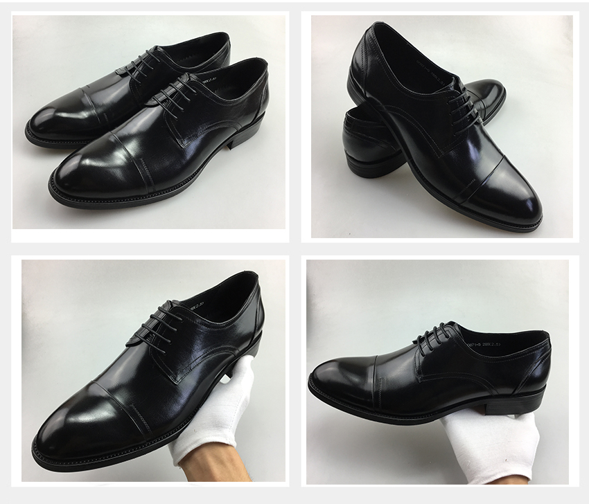US $89.38 18% OFF|GRIMENTIN Marke klassische vintage herren kleid schuhe aus echtem leder runde kappe Italien designer männer schuhe in GRIMENTIN