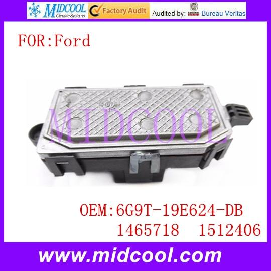 MIdcool Hvac Blower Motor Resistor Fan Control Module Use  940.0074.00 For Ford