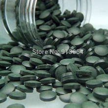 Экспорт стандартного качества Анти-усталость анти-радиация повышения-иммунный 250 г Зеленый Натуральный Спирулина маска таблетки красота материал