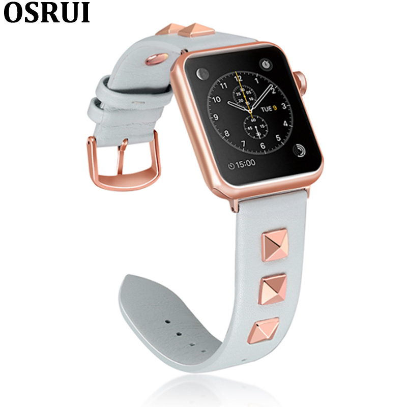 Cinturino in pelle per apple watch band 4 correa 44 millimetri 40 millimetri iwatch 38 millimetri 42 millimetri serie 4 3 2 rivetta il braccialetto per apple watch AccessoriCinturino in pelle per apple watch band 4 correa 44 millimetri 40 millimetri iwatch 38 millimetri 42 millimetri serie 4 3 2 rivetta il braccialetto per apple watch Accessori