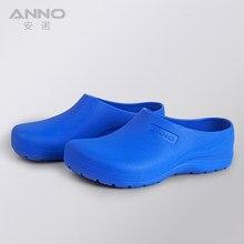 c41e237ea Chinelo EVA Médica do Hospital Médico Sapatos Dos Homens Das Mulheres Sapatos  Chinelos de Verão Sapatos Tamancos Enfermeira Cirú.