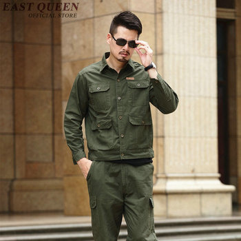 Work wear uniform work clothes for men mechanic engineering uniform workwear overalls workshop repairman clothes KK1425