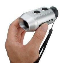 Sale 7×18 mm Digital Golf Monocular Telescope Yards Measure Distance Measure Golf Laser Range Finder Scope Telescope
