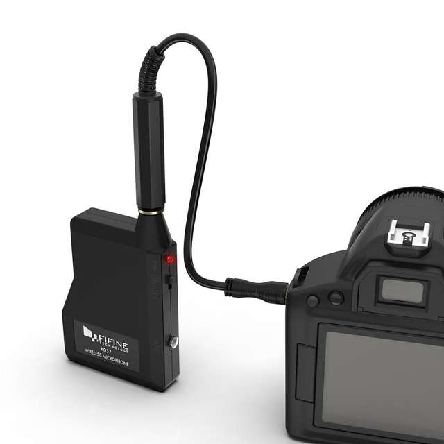 UHF Wireless Lapel Microphone System