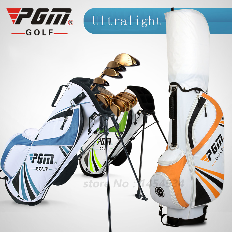PGM Golf Rack Bag High Quality for Male and Female Rod Standard Ball Club Bag Portable Large Capacity Bag Tug Bag Can Strap 2017 цена
