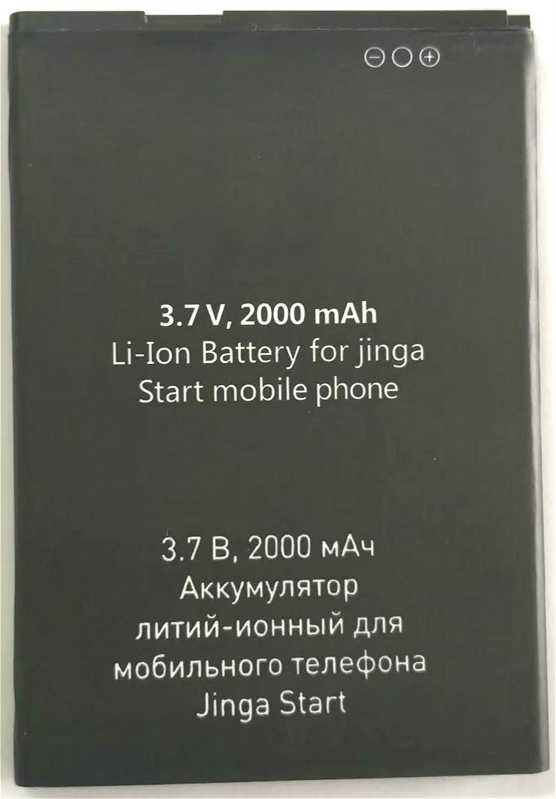 Westrock Jinga Start 2000mAh Battery For Jinga Start Mobile Cell Phone
