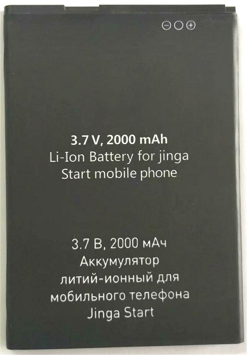 Westrock Jinga Start 2000mAh Battery For Jinga Start Mobile Cell Phone