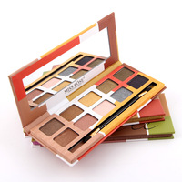 Brand Makeup 10 Colors Eyeshadow Palette Naked Makeup Eye Shadow Palette To Eye Kit Matte Shimmer