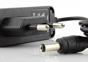 Image 4 - AC 100 240V DC 12V 1A האיחוד האירופי Plug AC/DC כוח מתאם מטען חשמל מתאם עבור CCTV מצלמה (2.1mm * 5.5mm)