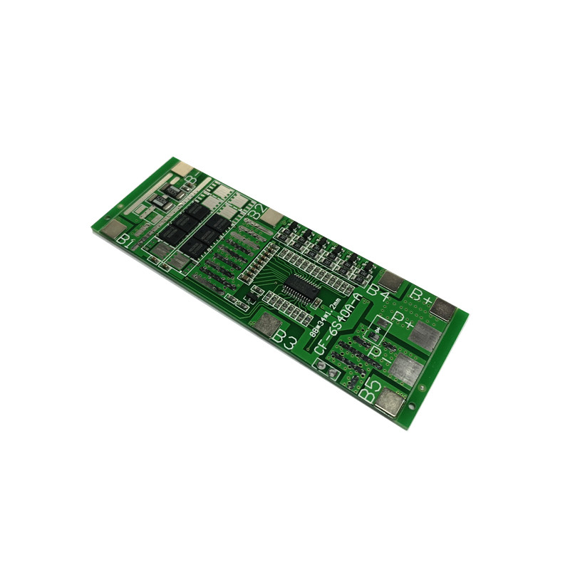 6S 40A 22V24V BMS Board/Lithium Battery Protection Board with balanced power tools Solar lighting  Integrated BMS6S 40A 22V24V BMS Board/Lithium Battery Protection Board with balanced power tools Solar lighting  Integrated BMS