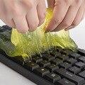 Чистящая грязь для клавиатуры  компьютерная записная книжка  очистка  мягкая резина  для салона автомобиля  удаление пыли  грязь  зазор  мерт...