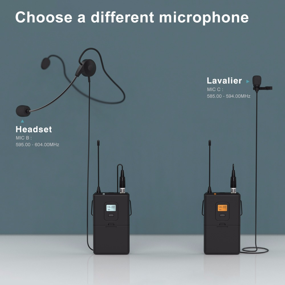Choose a different microphone 3