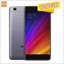 Xiaomi Mi5s Smartphone Snapdragon 821 MIUI8 4GB RAM 128GB ROM cellphone 5.15'' Mi 5s Fingerprint ID Mobile Phones