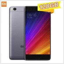 Xiaomi Mi5s Snapdragon 821 MIUI8 4GB RAM 128GB ROM cellphone 5.15'' Mi 5s Fingerprint ID Mobile Phones
