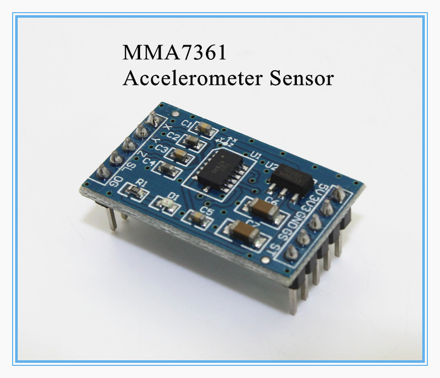 MMA7361 MMA7260 Accelerometer Sensor Speed Module for Ard ...