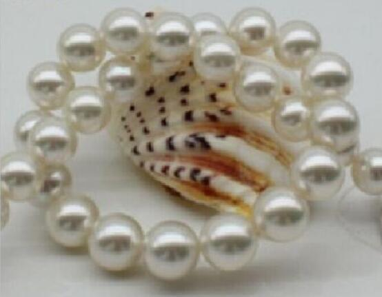 huge 18 9.3-10.8mm natural freshwater white round pearl necklace 925silverhuge 18 9.3-10.8mm natural freshwater white round pearl necklace 925silver