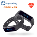Original Teclast H30 Smart Wristband OLED Display Bluetooth 4.0 Heart Rate Monitor Sleep Tracker for Android IOS pk xiaomi band