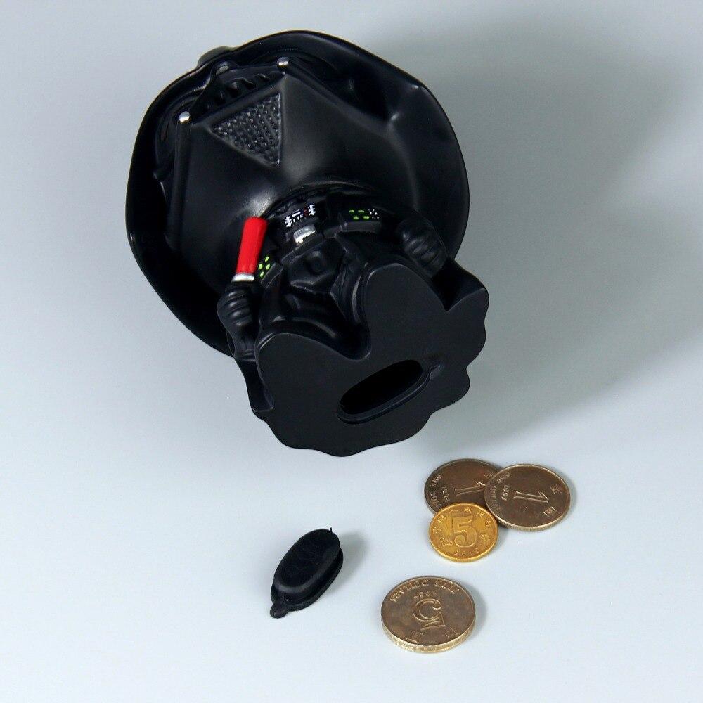4 стиль Star Wars 14 см Рисунок Виниловые Игрушки копилки монеты Дарт Вейдер stormtroops фигурку модель игрушки Клон Trooper дарт Вейдер подарок