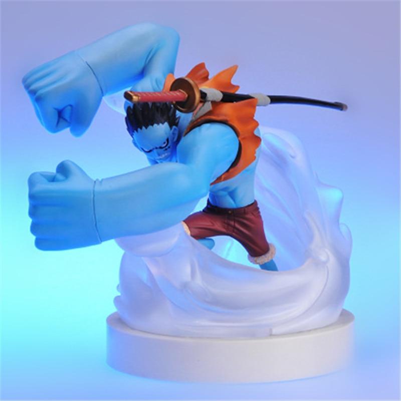 ФОТО Anime One Piece POP Shichibukai Monkey D Luffy Nightmare Ver Thriller Bark PVC Action Figure Toy 7