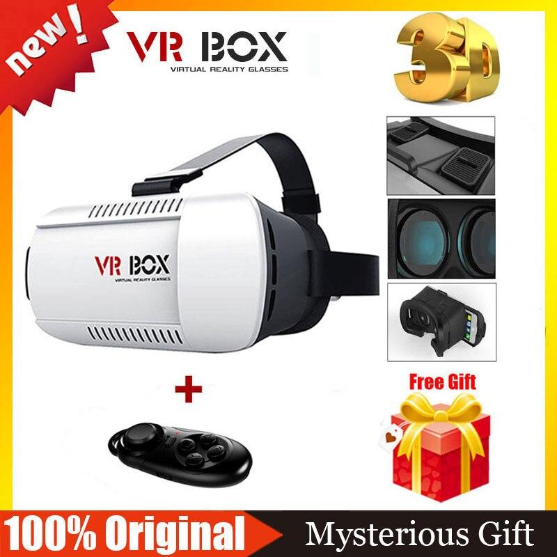 CAJA 1.0 3.0 Versión VR VR VR Google Cartón Gafas de Realidad Virtual Gafas Casc