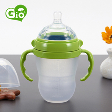 Baby Silicone Bottle Feeding