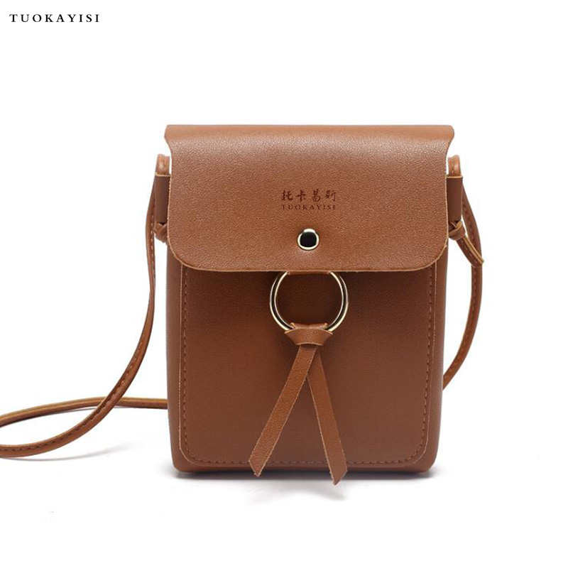 2017 Hot Crossbody Bags For Women Casual Mini Candy Color Messenger Bag For Girls Flap Pu Leather Shoulder Bags fashion pu leather small women messenger bags for girls flap candy color shoulder long chain crossbody bag for women ladies sac