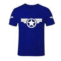 Marka Koszulka Muscle Man Odzież Cartoon Drukowane Crossfit Tee Top Casual Skinny Trening Siłownia Tshirt Męska koszulka Z Krótkim Rękawem T shirt