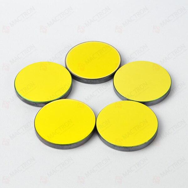 Venta caliente reflectante 20mm Co2 lente láser espejo en - Piezas para maquinas de carpinteria - foto 2